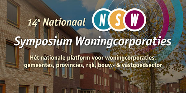Nationaal Symposium Woningcorporaties